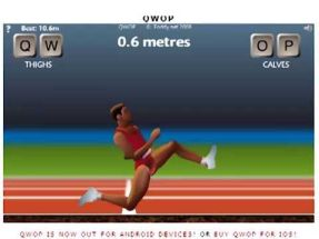 QWOP the Fuck On