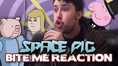 "SPACE PIG | S07E13 ""BITE ME"" REACTION + OPINIONS 