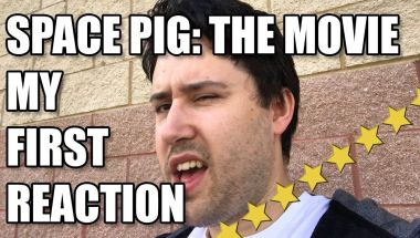 SPACE PIG: THE MOVIE | MY IMMEDIATE REACTION & REVIEW | PLEASE SHARE, LIKE & SUBSCRIBE